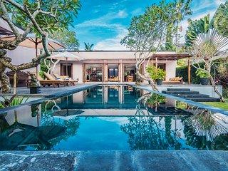Beautiful and modern 3 BR Villa in Canggu, walking distance to Pererenan Beach!