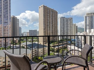 PRIME LOCATION is just one of this studio's many advantages., Honolulu