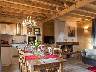 Chalet Le Daim- newly renovated, spectacular views, La Clusaz