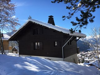 Chalet Le Daim- newly renovated, spectacular views