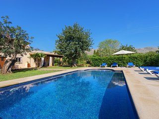 ( 15% discount throughout ) VILLA WITH PRIVATE POOL & GARDEN CLOSE TO BEACHES