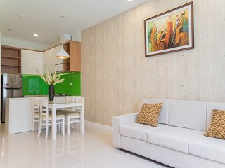 Green Kitchen in Downtown (2BR), Hô-Chi-Minh-Ville