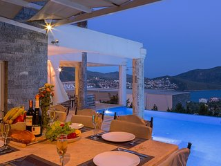 Villa Ada 2 - 5 bedroom Kalkan villa with private pool and pool table