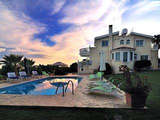Villa Stalo, a lavish villa in magnificent setting