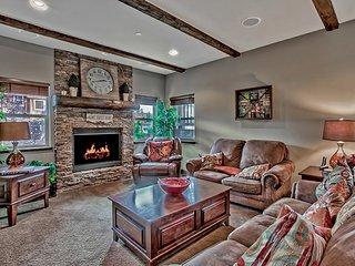Luxurious Mountain Home with Hot Tub (AH03), South Lake Tahoe