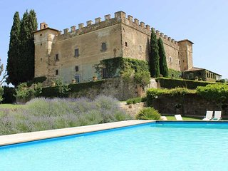 Pool Villa della Paneretta - filmed by NBC 'Today show': This is Tuscany...