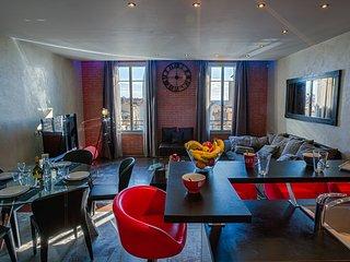 Luxueux Appartement Urban Loft - LRA Cannes 5*