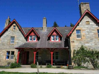 097-Traditional Highland Lodge, Lairg
