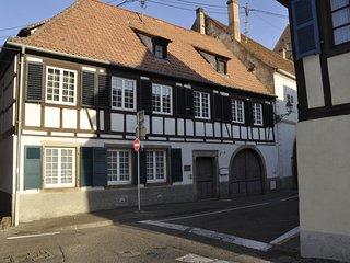 GITE AU VIEUX PRESSOIR, Molsheim