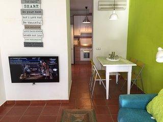 Casa en Rodalquilar, tranquilidad y belleza, ahora en bicicleta electrica
