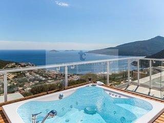 Villa Chremado - 3 Bedroom villa with private pool with sea views, Kalkan