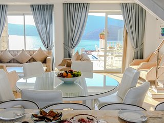 Villa Ketchy - 7 bedroom villa is Kisla, Kalkan with large private infinity pool