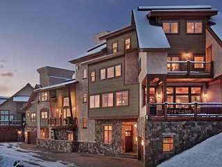 Peaks Grande Chalet, Sleeps 23, Steamboat Springs