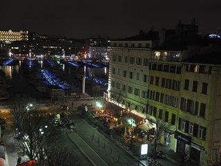 Loft vieux port, 48m2, hypercentre, Marsella