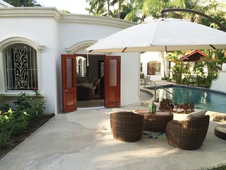 Villa Des Anges Beautiful Barbados Villa