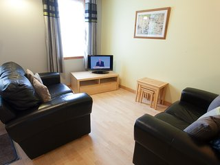 RAIN GOS The Decca Apartments:  2 Twin Bedrooms Ground Floor Apartment, Lerwick