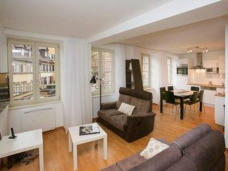 LANG 3 chambres + sejour T4 80 m2