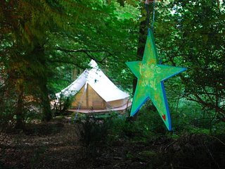 The Woodland Bell Tent, Ryde