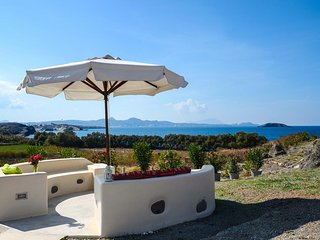 Aloni Cave House - Sea View, Pollonia