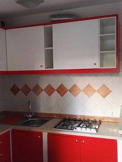 Kitchen Casa Michelangelo