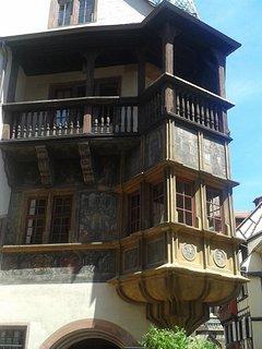 La plus vieille maison de Colmar, à 50m... chez nous, vous ferez tout à pied!