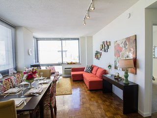 **Luxury Apt, Spectacular Manhattan Views**Summer Special Offer**-  42QH, Jersey City