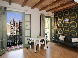 Sagrada Familia amazing Apartment with views, Barcelone
