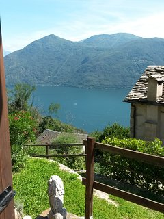 Mulinegg - absolut idyllisch gelegenes Ferienhaus, Cannobio