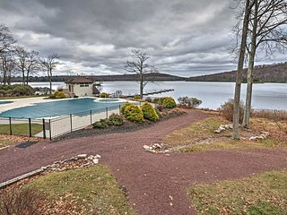 NEW! 2BR Lake Harmony Condo w/Stunning Lake Views!