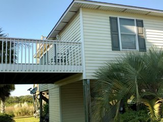 Classic Topsail Island Beach Cottage Just Steps Away from Everything You Need