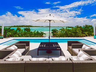 Zion | Beachfront Paradise | Swimming Pool | Modern Luxury | Central Eleuthera