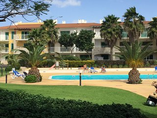 Luxury Apartment on 'Vila Verde' Complex, Near Santa Maria, Sal