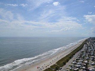 Myrtle Beach Resort T1801 | Fantastic Ocean Front Condo