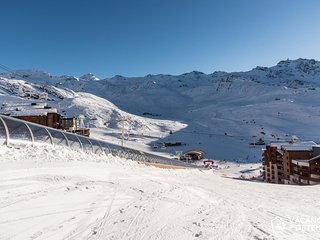Val Thorens, Olympiades 716, ski-in / ski-out accommodation, up to 8 people