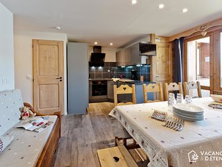 Val Thorens, Nazca G11: luxury rental, modern and comfortable - 13 persons