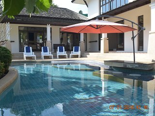 Banyan Pool Villa 2 - Sleeps 6 - Bang Por Beach, Mae Nam