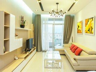 Delightful Apartment (3BR), Ciudad Ho Chi Minh