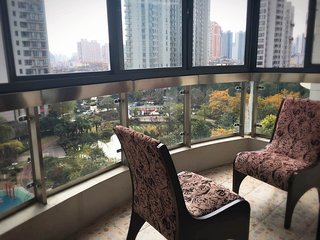 Newly Deco/First Tenant 3BR 130sq Share Gym/Pool L3/4/7, Shanghai