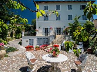 Villa Cappelletti, Colfiorito