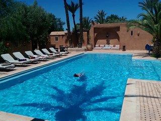 Villa with private pool, Marrakech