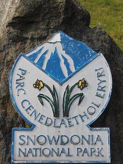 Snowdonia National Park.