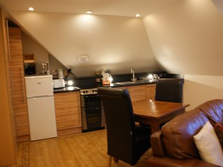 TIRRICK The Decca Apartments: 1 Double Bedroom 1st Floor Apartment, Lerwick