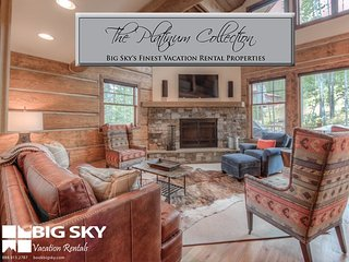 Big Sky Resort | Powder Ridge Cabin 9 Oglala