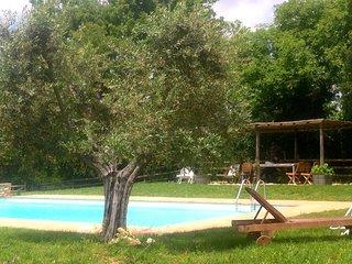 Restored Farmhouse w/Pool among Chianti vineyards