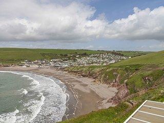 The Bay located in Bigbury-on-Sea, Devon, Salcombe