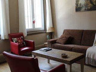 Appartement  spacieux  chaleureux entre Port et Mer  ETRETAT  NORMANDIE