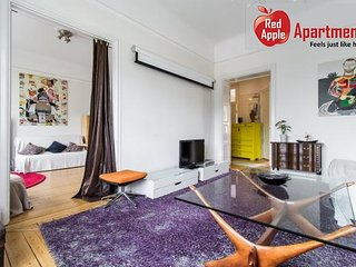 Colourful Apartment In Charming Area - 6039, Stockholm