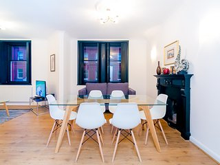 Exquisite Central London W1 Family Home