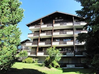 3.5 rooms apartment 4 beds  with wonderful view, Saas-Fee