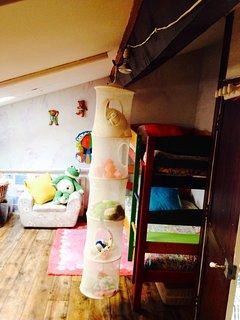 chambre enfants (jusqu'à 3)